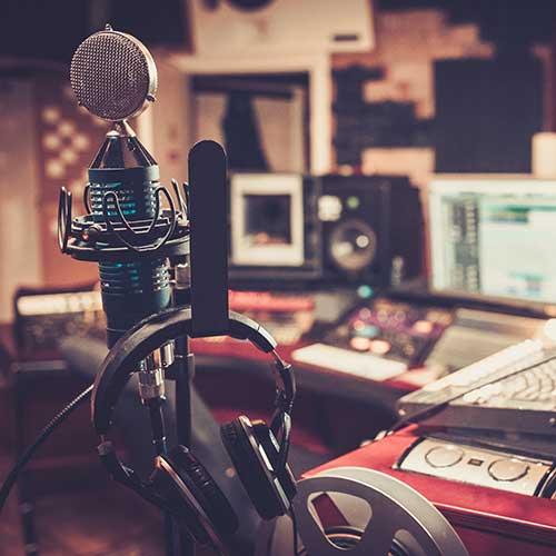 Recording Studio - EP and Album Production